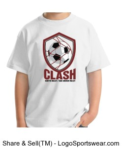 Gildan  Cotton Youth T-shirt Design Zoom